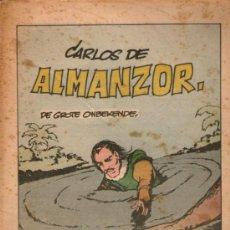 Cómics: LUIS DE ALMANZOR - DE ANGEL PARDO - OHEE 266 - EDITADO EN BELGICA - AÑO 1968. Lote 34950714