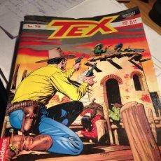 Cómics: TEX Nº 72, 'OKRSAJ U SIERRI'. EN IDIOMA CROATA. ZAGREB, 2005. Lote 35508557
