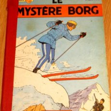 Cómics: LE MYSTÈRE BORG JACQUES MARTIN CASTERMAN AÑO 1965. Lote 36454845