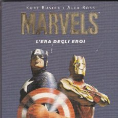 Cómics: MARVEL L'ERA DEGLI EROI, ITALIAN LANGUAGE.. Lote 36919252
