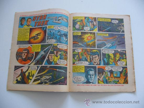 Cómics: Comic Valiant and TV 21. Año 1972. London. - Foto 2 - 36949334