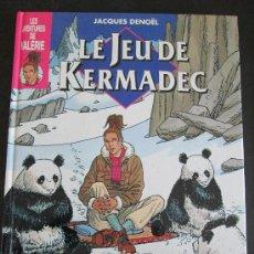 Cómics: LE JEU DE KERMADEC (LES AVENTURES DE VALERIE). Lote 36967731