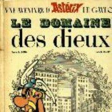 Cómics: ASTERIX LE DOMAINE DES DIEUX 1971 4T EXCELENTE ESTADO. Lote 37213179