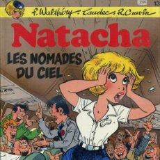 Cómics: NATACHA Nº 13 - LES NOMADES DU CIEL (DUPUIS 1988) . Lote 37620601