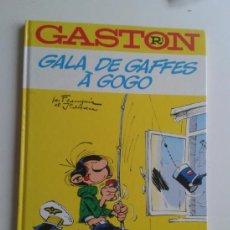 Cómics: GASTON (GALA DE GAFFES A GOGO) R1. Lote 37769425