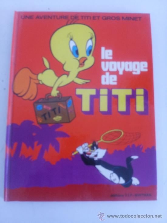 Le Voyage De Titi
