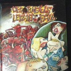 Cómics: DES ENGELS LETZTER FALL - GUIDO SIEBER ( ALEMAN ). Lote 38614843