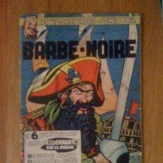 Cómics: LES HISTOIRES VRAIES DE L´ONCLE PAUL. BARBE-NOIRE. DUPUIS, 1953.. Lote 38691291