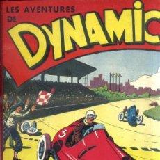 Cómics: LES AVENTURES DE DYNAMIC MENSUEL Nº 19 A 24 (1952) EN FRANCÉS. Lote 39059795