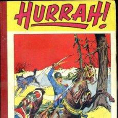 Cómics: HURRAH! RELIURE NÚMS. 163 A 172 (1949) EN FRANCÉS. Lote 39060789
