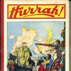 Cómics: HURRAH! RELIURE NÚMS. 34 A 43 (1954) EN FRANCÉS. Lote 39060829