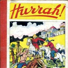 Cómics: HURRAH! RELIURE NÚMS. 83 A 92 (1955) EN FRANCÉS. Lote 39060863
