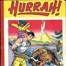 Cómics: HURRAH! RELIURE NÚMS. 123 A 132 (1956) EN FRANCÉS. Lote 39060886