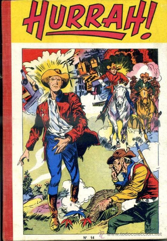 HURRAH! RELIURE NÚMS. 133 A 142 (1956) EN FRANCÉS (Tebeos y Comics - Comics Lengua Extranjera - Comics Europeos)