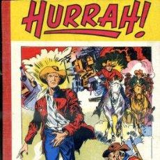 Cómics: HURRAH! RELIURE NÚMS. 133 A 142 (1956) EN FRANCÉS. Lote 39060938