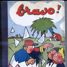 Cómics: BRAVO! ALBUM RELIURE NÚM 10, NÚMS. 27 A 43 (1947). EN FRANCÉS. Lote 39061756