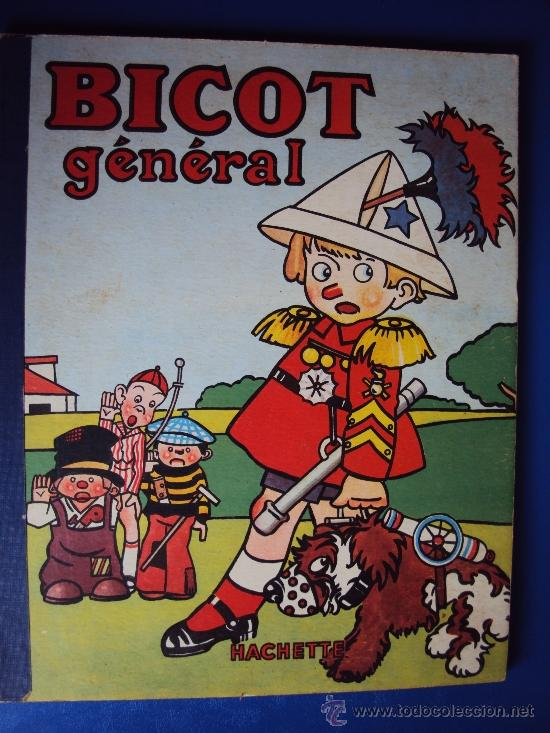 (COM-171)CUENTO BICOT GENERAL AÑO 1950 (Tebeos y Comics - Comics Lengua Extranjera - Comics Europeos)