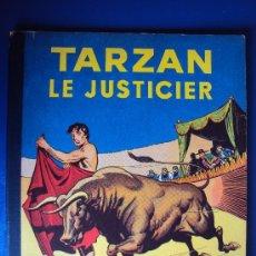 Cómics: (COM-172)CUENTO TARZAN LE JUSTICIER,Nº19,HACHETTE,2º SEMESTRE DE 1952. Lote 39110607