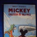 Cómics: (COM-178)CUENTO DE MICKEY,CHASSEUR DE BALEINES,HACHETTE,EN FRANCES,3ER..TRIMESTRE 1950. Lote 39111113