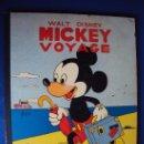 Cómics: (COM-181)CUENTO DE MICKEY VOYAGE,HACHETTE,EN FRANCES,2º.TRIMESTRE 1950. Lote 39111221
