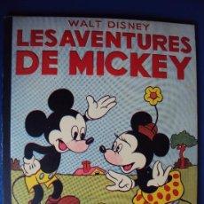 Cómics: (COM-193)CUENTO DE MICKEY,LES AVENTURES DE,HACHETTE,EN FRANCES,2º.TRIMESTRE 1950. Lote 39113166