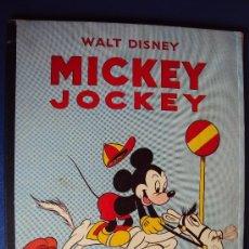 Cómics: (COM-194)CUENTO DE MICKEY,JOCKEY,HACHETTE,EN FRANCES,4º.TRIMESTRE 1951. Lote 39113196