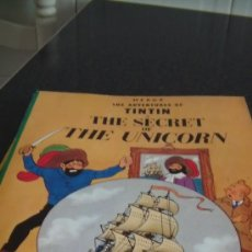 Cómics: TINTIN THE SECRET OF THE UNICORN. Lote 39245684