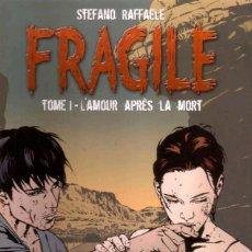 Cómics: COMPLETA - FRAGILE TOME # 1 AL 3 (HUMANOIDES ASSOCIES,2003) - STEFANO RAFFAELE - ZOMBIE. Lote 39566957