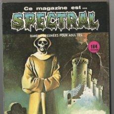 Cómics: SPECTRAL-----------ARTIMA -COMICS POCKET-1975 FRANCE. Lote 39691755