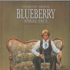 Comics : BLUEBERRY - CHARLIER / GIRAUD - ANGEL FACE - DARGAUD ÉDITEUR - 2000 - FRANCES . Lote 39892477