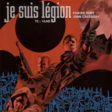 Cómics: JE SUIS LEGION TOME 2: VLAD (HUMANOIDES ASSOCIES,2006) - JOHN CASSADAY. Lote 39898159
