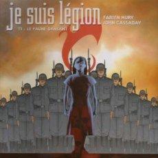Cómics: JE SUIS LEGION TOME 1: LE FAUNE DANSANT (HUMANOIDES ASSOCIES,2004) - JOHN CASSADAY . Lote 39898167