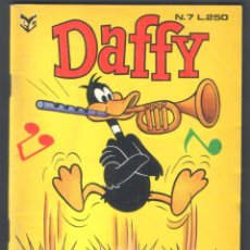Cómics: .1 ** DAFFY ** AÑO 1979 - EN ITALIANO - WARNER BROS Y GIRELLA MOTTA. Lote 40005952