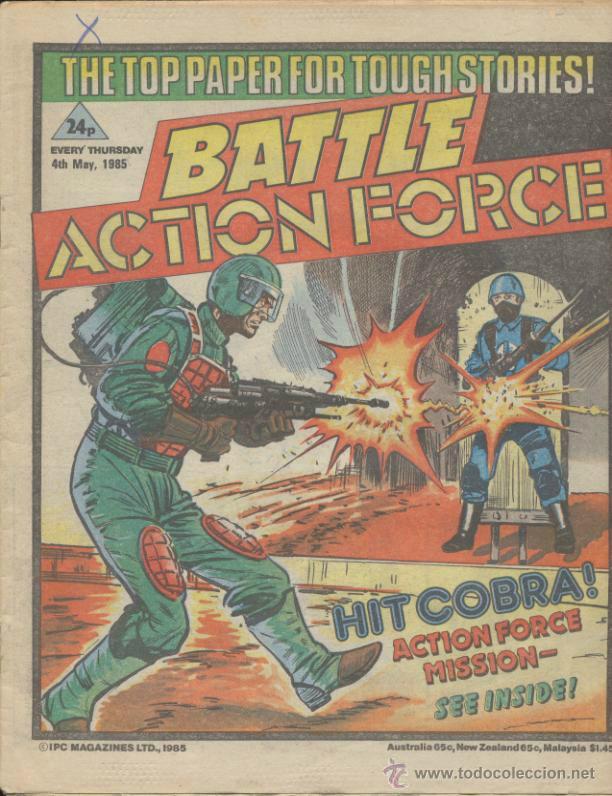 BATTLE ACTION FORCE PDF DOWNLOAD