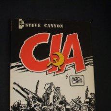 Cómics: CIA - STEVE CANYON - MILTON CANIFF - GILOU - EN FRANCES - . Lote 40176715