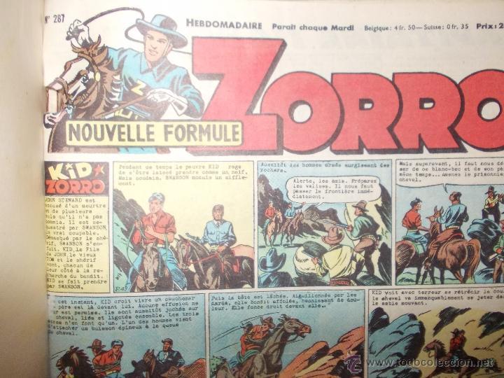 Cómics: LOTE 5 TOMOS ZORRO Y ZIG ET PUGE-REVISTA FRANCO BELGA AÑOS 50- +100 NUMEROS-FOTOS - Foto 2 - 40186489