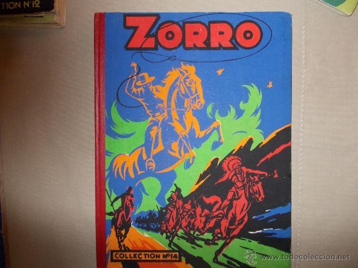 Cómics: LOTE 5 TOMOS ZORRO Y ZIG ET PUGE-REVISTA FRANCO BELGA AÑOS 50- +100 NUMEROS-FOTOS - Foto 4 - 40186489