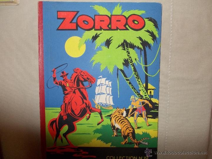 Cómics: LOTE 5 TOMOS ZORRO Y ZIG ET PUGE-REVISTA FRANCO BELGA AÑOS 50- +100 NUMEROS-FOTOS - Foto 6 - 40186489