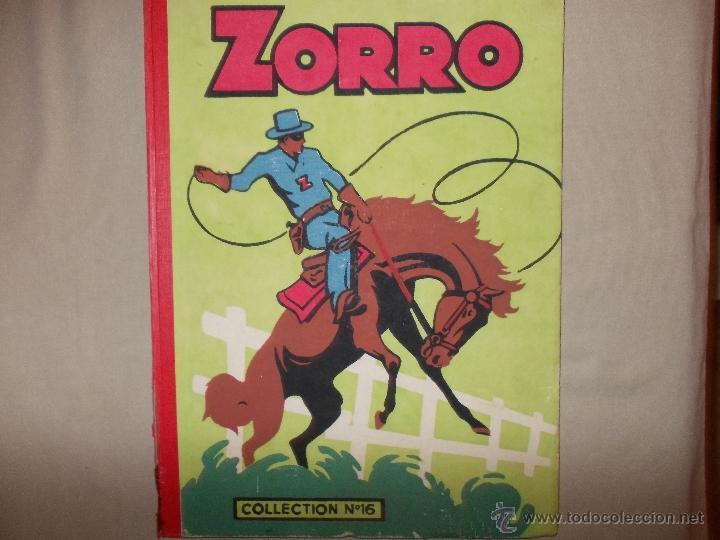 Cómics: LOTE 5 TOMOS ZORRO Y ZIG ET PUGE-REVISTA FRANCO BELGA AÑOS 50- +100 NUMEROS-FOTOS - Foto 12 - 40186489