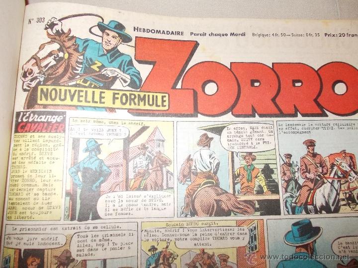 Cómics: LOTE 5 TOMOS ZORRO Y ZIG ET PUGE-REVISTA FRANCO BELGA AÑOS 50- +100 NUMEROS-FOTOS - Foto 13 - 40186489