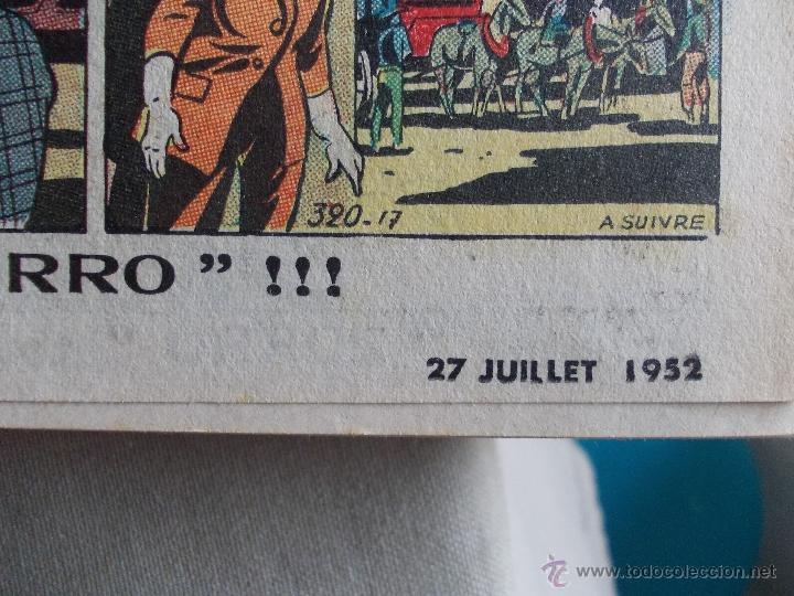 Cómics: LOTE 5 TOMOS ZORRO Y ZIG ET PUGE-REVISTA FRANCO BELGA AÑOS 50- +100 NUMEROS-FOTOS - Foto 17 - 40186489