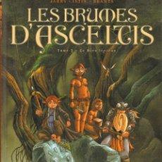 Cómics: LES BRUMES D'ASCELTIS - LE DIEU LÉPREUX TOMO 2 (FRANCES). Lote 40233795