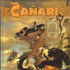 Cómics: CAÑARF - LES LARMES D'OR TOME 1 (FRANCES). Lote 40234264