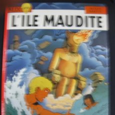 Cómics: ALIX.JACQUES MARTIN. L´ILE MAUDITE.CASTERMAN 1969. Lote 40449054