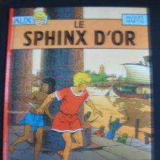 Cómics: ALIX.JACQUES MARTIN. LE SPHINX D´OR.CASTERMAN 1978. Lote 40449136