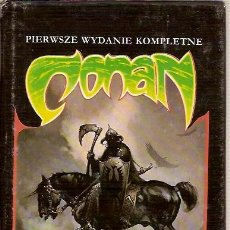 Cómics: CONAN TOMO I ROBERT E HOWARD. Lote 40675010