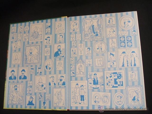 Cómics: LES AVENTURES DE TINTIN - L'OREILLE CASSEE - CASTERMAN - EN FRANCES - - Foto 2 - 41111491