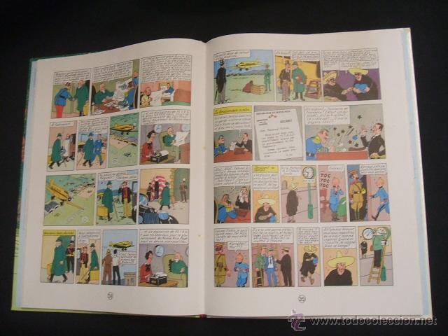 Cómics: LES AVENTURES DE TINTIN - L'OREILLE CASSEE - CASTERMAN - EN FRANCES - - Foto 4 - 41111491
