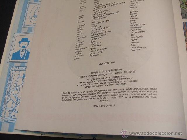 Cómics: LES AVENTURES DE TINTIN - TINTIN AU TIBET - CASTERMAN - EN FRANCES - - Foto 3 - 41111532