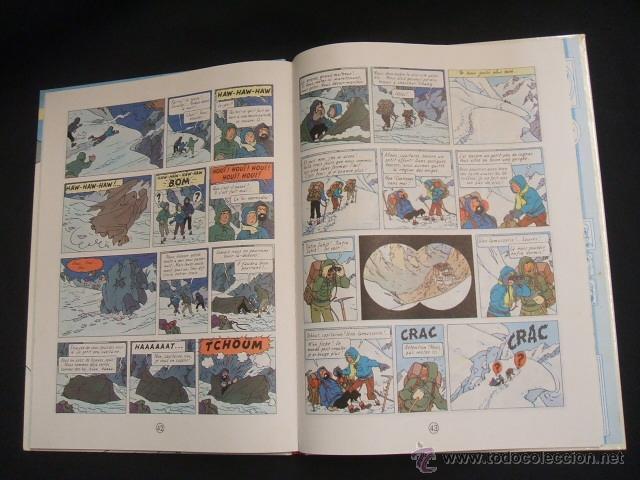 Cómics: LES AVENTURES DE TINTIN - TINTIN AU TIBET - CASTERMAN - EN FRANCES - - Foto 4 - 41111532